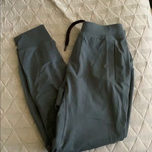 Men's Gray Lululemon Joggers